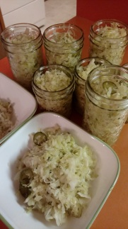Beautiful Sauerkraut